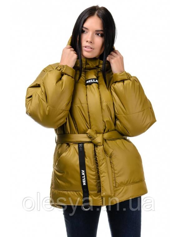 Зимняя женская куртка «Джемма», размеры 48 50,