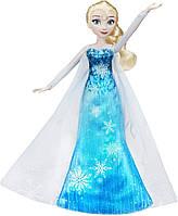 Кукла Эльза Hasbro c музыкальным платьем, Холодное Сердце 30 см - Frozen, Elsa Play-A-Melody Gown