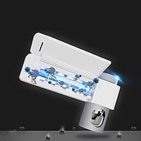 Bakeey UV Стерилизатор зубных щеток Коробка Ультрафиолетовый антибактериальный очиститель зубных щеток USB аккумуляторная подставка для зубн -