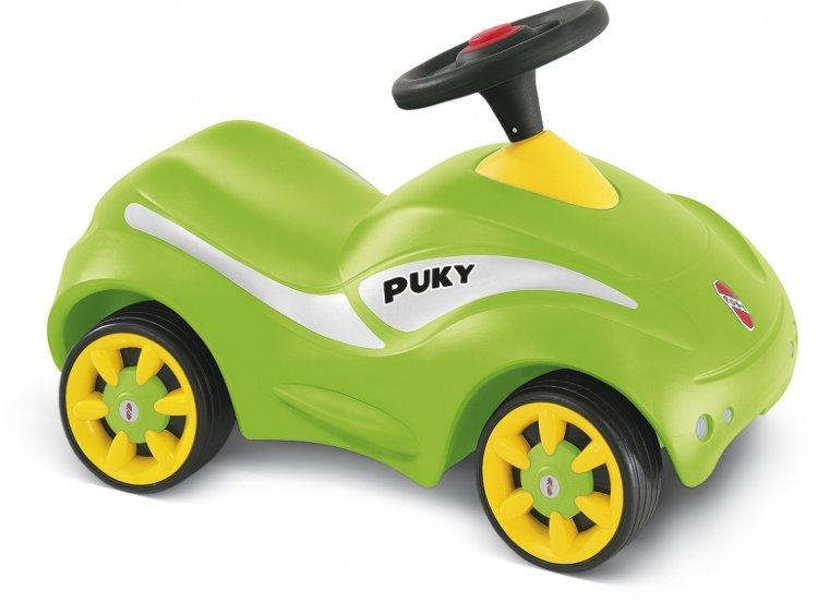 413 Машинка-каталка Puky Racer (салатовый)