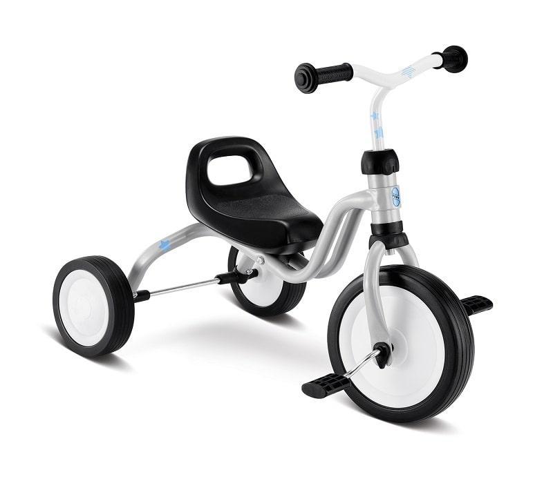 414 Трехколесный велосипед Puky Fitsch  (2514, серебристый(silver))