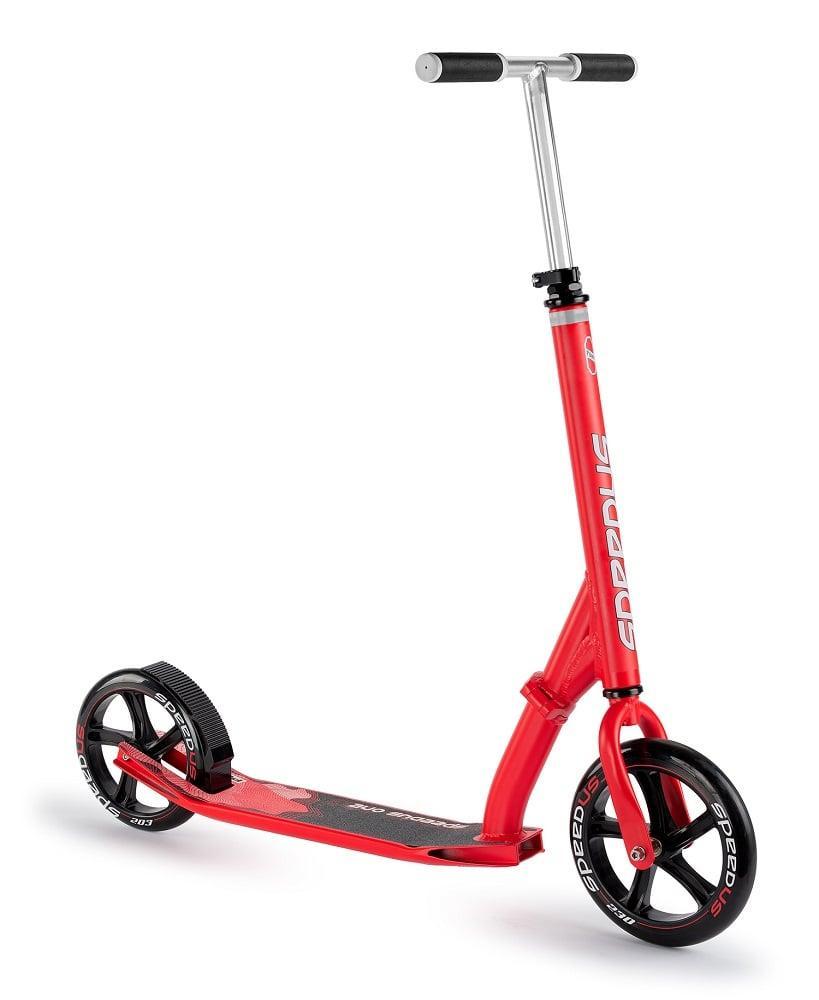 422 Городской самокат PUKY Speed Us One (5000, красный(red))