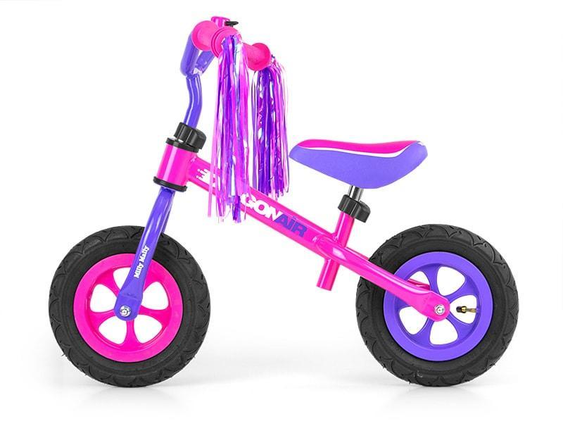 7024 Беговел Dragon AIR (розовый(Pink))