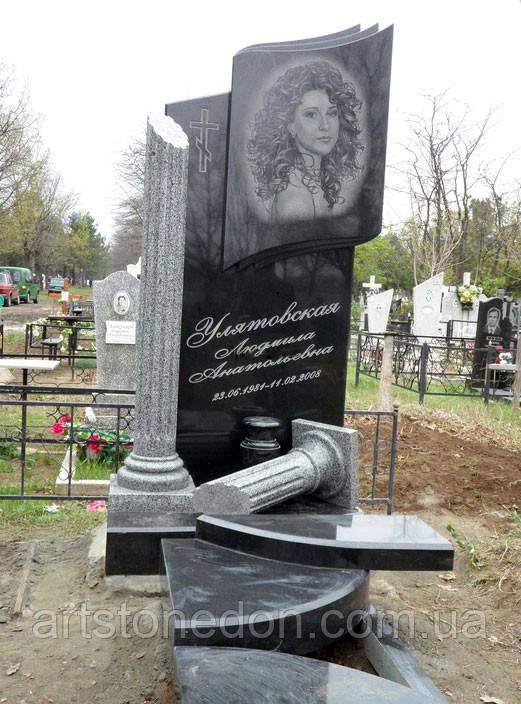 Памятник из гранита № 224
