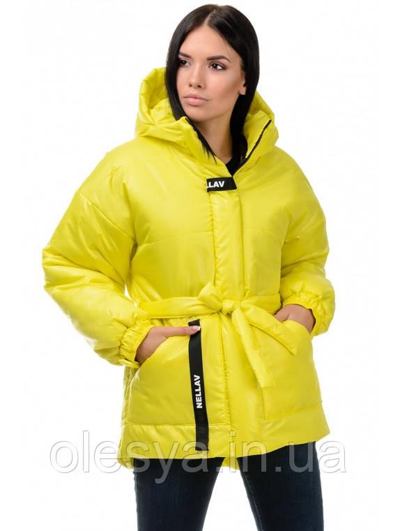Зимняя молодежная куртка «Джемма», размер 44,