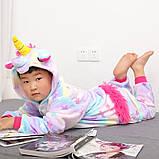 "Пижама Кигуруми детский   ""Единорог звездочка""  Код 10-4073, фото 6"