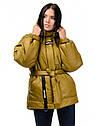 Зимняя молодежная куртка «Джемма», размеры 44- 50, Новинка Зима 2020!, фото 4