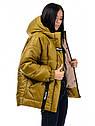 Зимняя молодежная куртка «Джемма», размеры 44- 50, Новинка Зима 2020!, фото 9