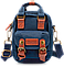 Мини - сумочка Doughnut голубая Код 10-2136, фото 4