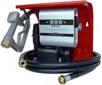 Мобільна паливозаправочні станція для палива з витратоміром HI-TECH 80 , 220В, 80 л/хв