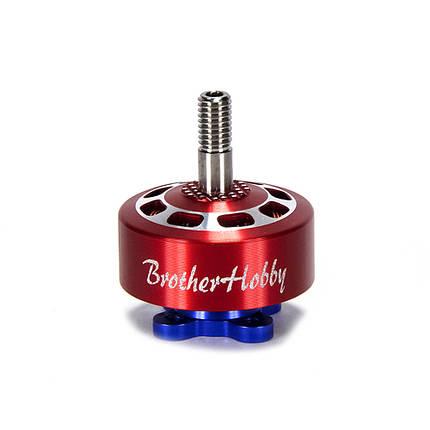 Brotherhobby Speed Shield 2207.5 V2 1560/1750/1920/2108/2400/2700 / 3400KV 4-6S CW Thread Бесколлекторный мотор для RC Дрон FPV Racing - 1TopShop, фото 2