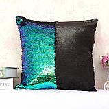 Подушка с пайетками Код 10-4281, фото 3