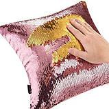 Подушка с пайетками Код 10-4304, фото 2
