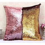 Подушка с пайетками Код 10-4304, фото 3