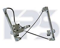 Стеклоподъемник Skoda Octavia Tour 98-12 передний правый, без панели, без моторчика, электрический