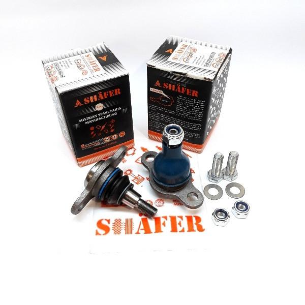 Усиленная Опора Шаровая Peugeot Boxer Пежо Боксер (1994-2002) 1302368080. D-17 мм. SHAFER Австрия