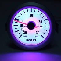 Авто Авто Механический Усилитель вакуумного калибратора Ultra Lite Silver-1TopShop