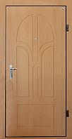 Двері вхідні з МДФ накладками MD007 (Колізей 860х2050 плівка мат)