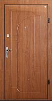 Двері вхідні з мдф MD026 (Колізей 860х2050 плівка мат)