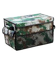 Складной органайзер ящик в багажник автомобиля АО-1007-18-Б