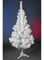 Елка новогодняя белая искусственная 1,5 м ПВХ «Сказка»