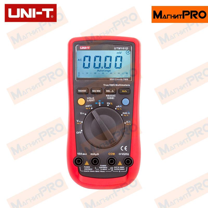 Цифровой мультиметр UNI-T UTM 161D (UT61D)