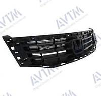 Решетка радиатора Honda Accord VIII 2008-2012 SDN USA внутрення черн. (ОЕ дизайн)