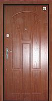 Двері вхідні з МДФ MD006 (Престиж 960х2050 плівка мат.)