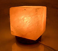 """Соляная лампа (S-028) """"Куб"""" (18 шт ящ.)(Гималайская соль)"""