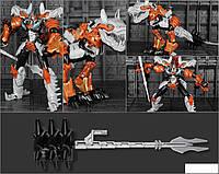 Робот-трансформер динозавр 19 см