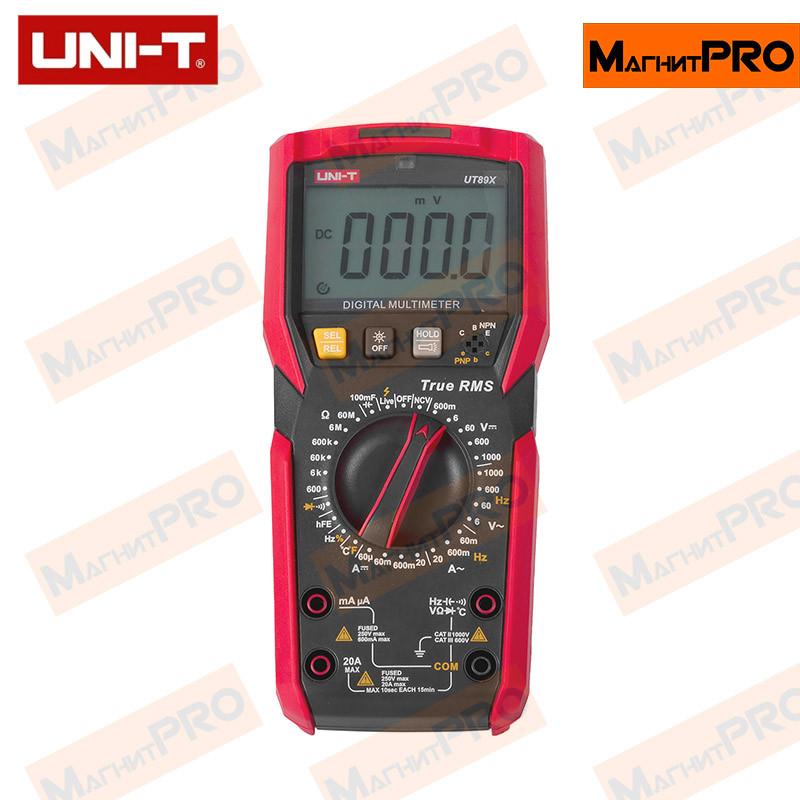 Цифровой мультиметр UNI-T UT89X