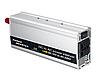 Автомобильный преобразователь напряжения 12V-220V 2000W, авто инвертор, 12В 220В 2000Вт, фото 3