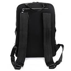 Рюкзак натуральная кожа для мужчин и женщин BRETTON (38*29*15 см) BP 8003-67 black, фото 2