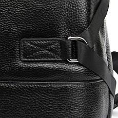 Рюкзак натуральная кожа для мужчин и женщин BRETTON (38*29*15 см) BP 8003-67 black, фото 3