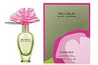 Marc Jacobs Oh, Lola Sunsheer 50ml  (для женщин)  (парфюмированная вода)  (тестер)