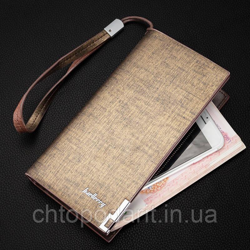 Мужской кошелек Baellerry класик  Код 10-2433