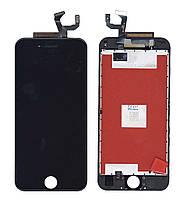 Матрица с тачскрином (модуль) для Apple iPhone 6S черный. Модуль для iPhone 6S
