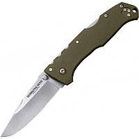 Нож складной Cold Steel Working Man (длина: 203мм, лезвие: 89мм), олива