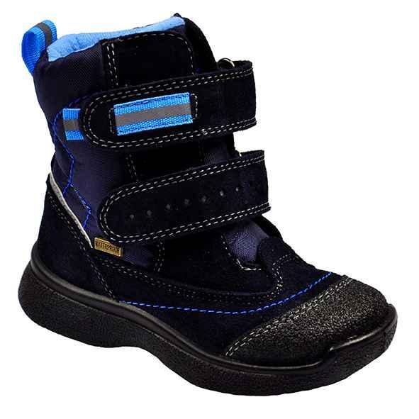 Ботинки синего цвета для мальчика, TIGINA