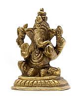 Ганеша бронза (6х4х3 см)(Ganesh Fine RC)