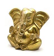 Ганеша бронзовый (17х20х11 см)(Ganesh Open Ear BG CH)