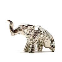 "Подставка под благовония ""Слон"" бронза (6х3х2 см)(Elephant med P/N MT)"