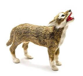 Волк (24х23х8 см)