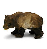 Медведь мех (12х7,5х5 см)