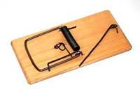 Мишоловка дерев'яна 140*60 мм УЦІНКА!, фото 1