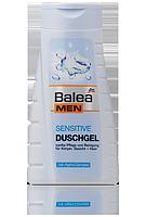 Гель для душа Balea Men Sensitive 300 мл. для чувствительной кожи очищает кожу и волосы