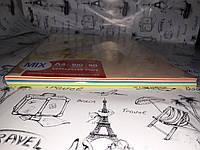 Бумага цветная MIX Neon А4 100(5х20) листов 80 г/м2