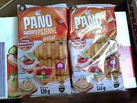 Грінки та тости, Сухарики Пано 120 гр.