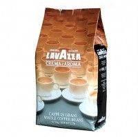 Кава в зернах Lavazza Crema e Aroma 1кг (лавацца креме арома) 40% арабика, 60% робуста.
