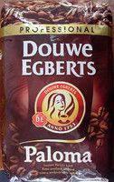 Кофе (Кава) Douwe Egberts Paloma молотый 250гр 100% Робуста.